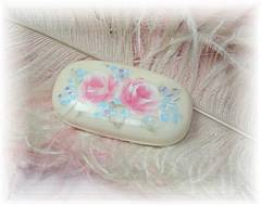 Shabby Rose  Painted Cottage Soap