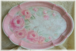 Beautiful Chic Elegant  Ornate Tray