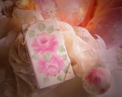 Rose Cottage Stick Matches
