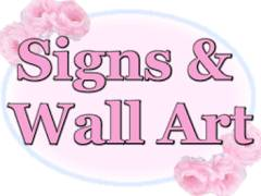 Signs and Paintings